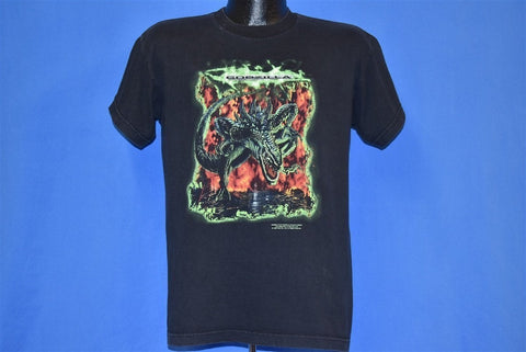 90s Godzilla 1998 Monster Movie t-shirt Youth Extra Large