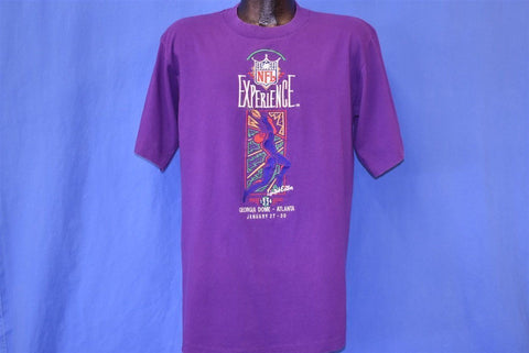 90s NFL Experience Georgia Dome Limited Edition t-shirt Medium