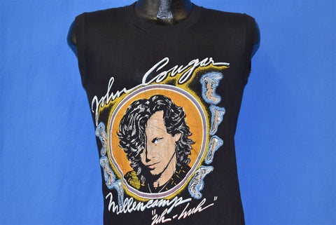 80s John Cougar Mellencamp Uh Huh t-shirt Extra Small