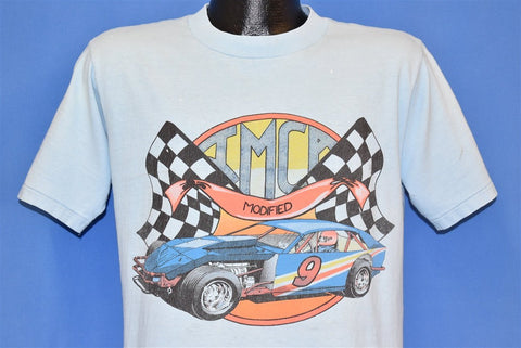 80s IMCA Modified Race Cars Canyon Speedway t-shirt Medium