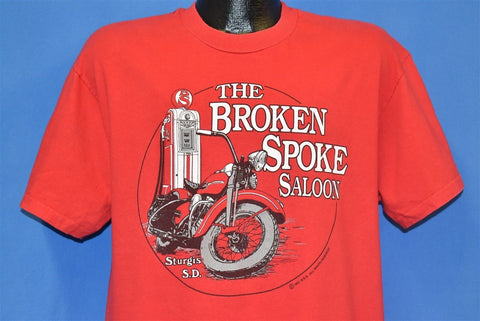 90s Broken Spoke Saloon Sturgis South Dakota t-shirt Large