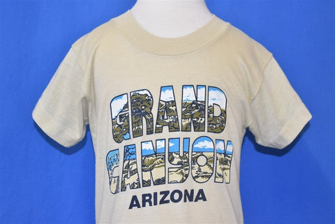 80s Arizona Grand Canyon Tourist t-shirt Toddler 3T