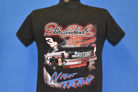 90s Dale Earnhardt Night Train Chevy t-shirt Youth Extra Large