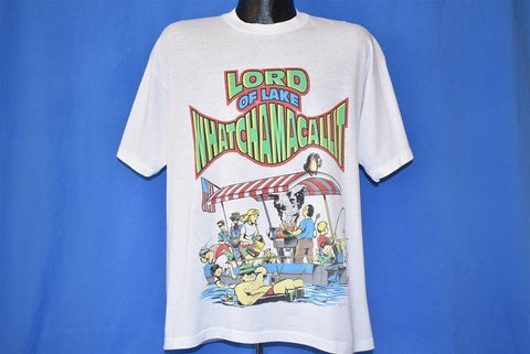 90s Lord of Lake Whatchamacallit Funny t-shirt Extra Large