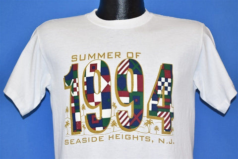 90s Seaside Heights NJ Summer 1994 Puffy Paint t-shirt Medium