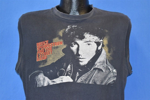 80s Bruce Springsteen E Street Band World Tour '84 t-shirt Large