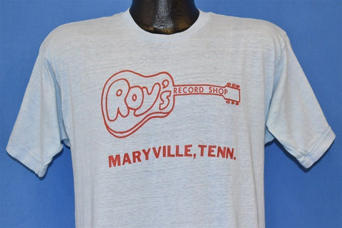 70s Roy's Record Shop Maryville Tennessee t-shirt Medium