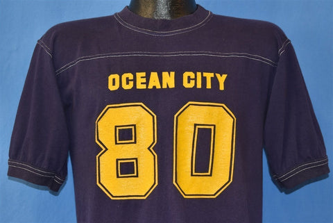 80s Ocean City New Jersey NJ 1980 Jersey Tourist t-shirt Medium