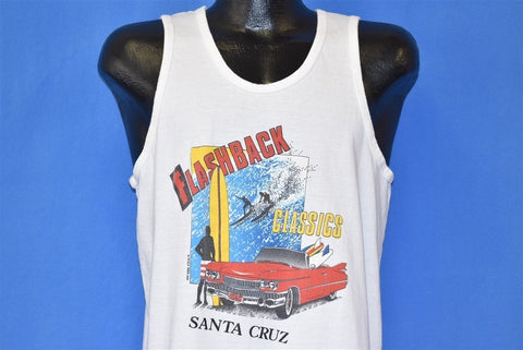 80s Flashback Classics Santa Cruz Surf Poly Tees t-shirt Medium