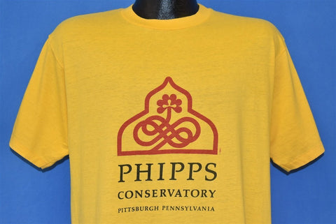 80s Phipps Conservatory Botanical Gardens t-shirt Large