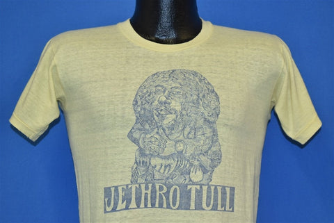 60s Jethro Tull Stand Up Album Cover Band t-shirt Small