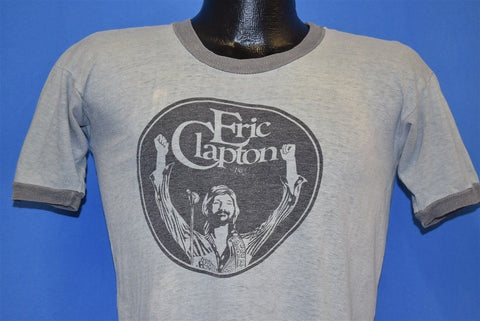 70s Eric Clapton There's One In Every Crowd t-shirt Small