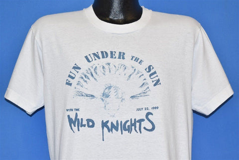 80s Wild Knights '89 Fun Under Sun Terrapin t-shirt Large