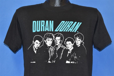 80s Duran Duran The Video Album 1983 EMI t-shirt Medium