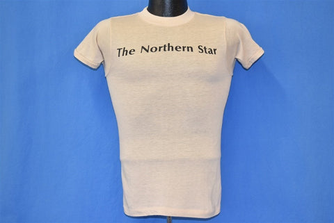 70s Northern Star Collegiate Pacific Beige t-shirt Extra Small