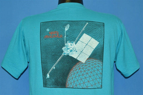 90s Nasa Mars Observer Satellite Space t-shirt Large