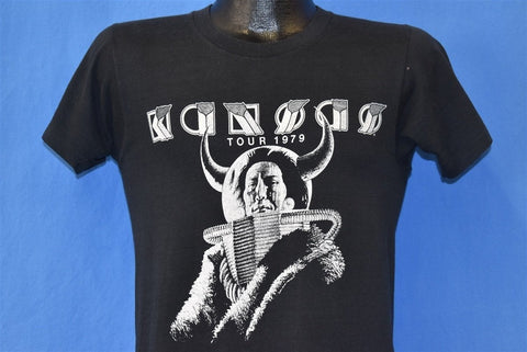 70s Kansas Tour 1979 Monolith Album Concert t-shirt Small