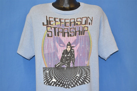 80s Jefferson Starship Modern Times Tour Rock t-shirt Large