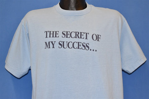 80s The Secret to My Success My Ad Agency t-shirt Extra Large