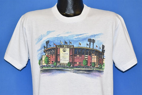90s Memorial Stadium Baltimore Maryland t-shirt Large