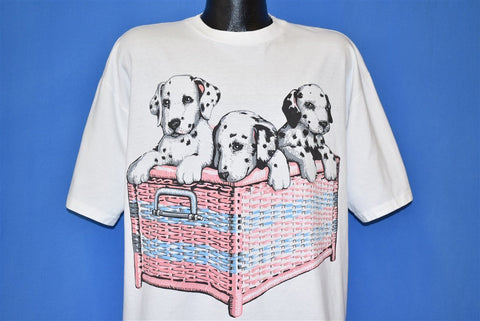 90s Dalmatian Puppy Pick of the Litter Dog t-shirt Extra Large