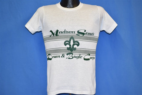 70s Madison Scouts Drum & Bugle Corps t-shirt Extra Small