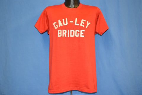 80s Gau-ley Gauley Bridge West Virginia t-shirt Medium