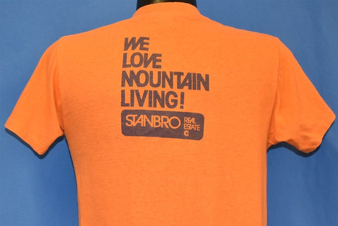 70s Timber Ridge Runners t-shirt Medium