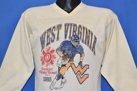 80s West Virginia Mountaineers Fiesta Bowl t-shirt Small