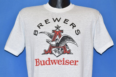 80s Budweiser Grand Prix t-shirt Medium