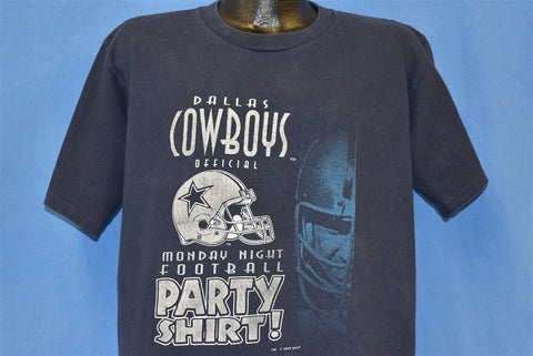 90s Dallas Cowboys Monday Night Football t-shirt Extra Large