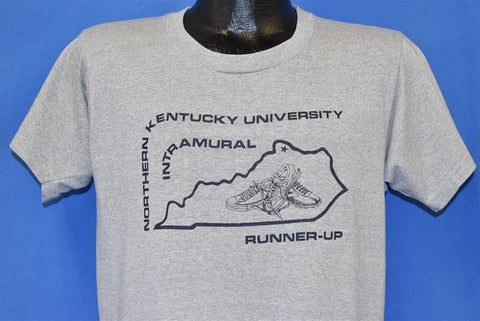 80s Northern Kentucky University Runner t-shirt Medium