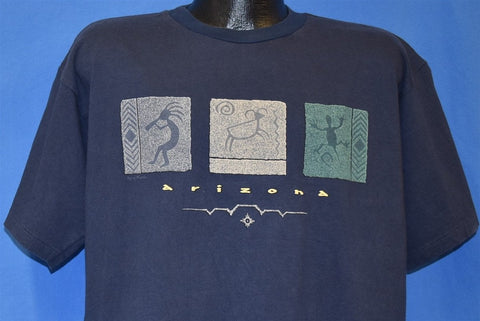 90s Arizona Kokopelli t-shirt Large