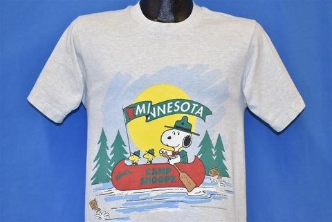 90s Camp Snoopy Minnesota Knotts Peanuts t-shirt Small