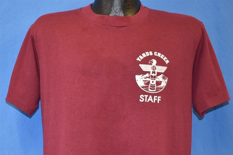 80s Yards Creek Boy Scout BSA t-shirt Large