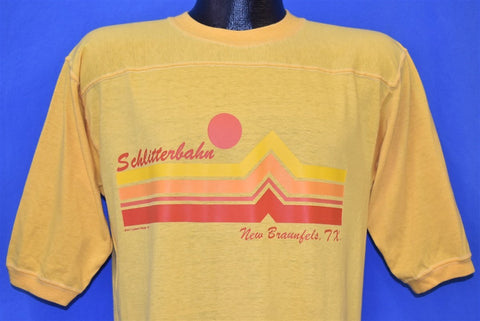 70s Schlitterbahn New Braunfels Texas Water Park t-shirt Medium