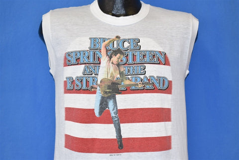 80s Bruce Springsteen E Street Band Tour t-shirt Medium