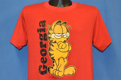 80s Garfield Georgia t-shirt Medium