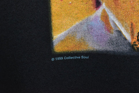 90s Collective Soul Dosage Tour 1999 t-shirt Large