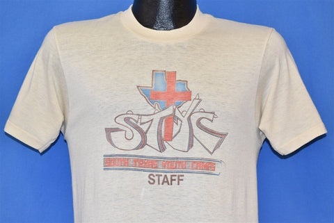 80s STYC South Texas Youth Camp t-shirt Medium