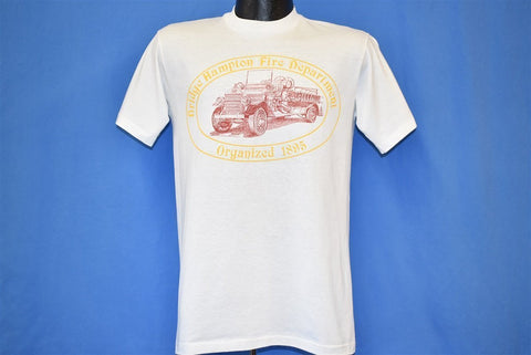 80s Bridge Hampton Fire t-shirt Medium