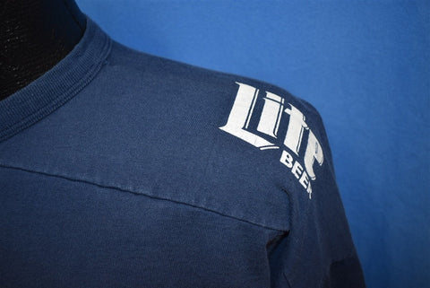 90s Miller Lite Beer Jersey t-shirt Extra Large