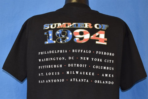 90s Elton John Summer Tour 1994 t-shirt Extra Large