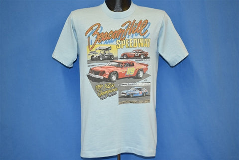 80s Beacon Hill Speedway t-shirt Small