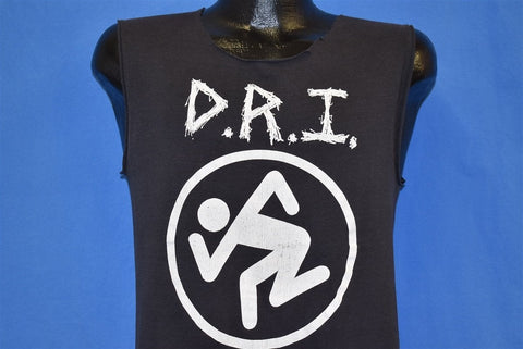 80s Dirty Rotten Imbeciles DRI Crossover Punk t-shirt Medium