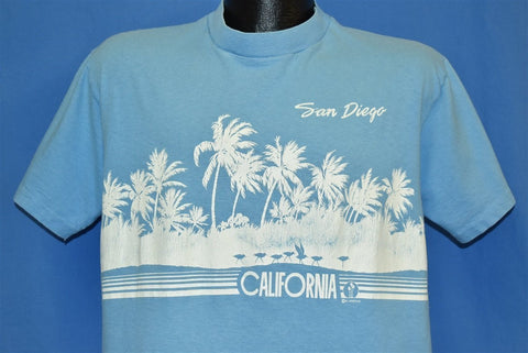 80s San Diego California t-shirt Large
