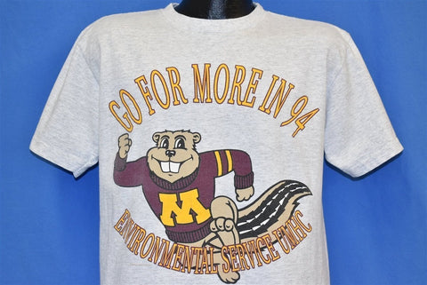 90s UMHC Go For More 94 University Minnesota t-shirt Large