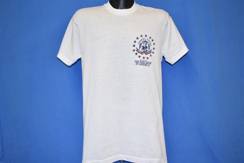 80s Samuel Adams Boston Lager Beer t-shirt Large