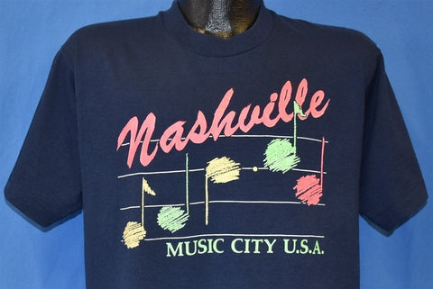 90s Nashville Tennessee Music City Tourist t-shirt Large