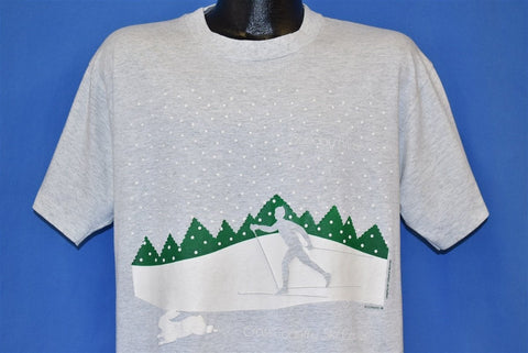 90s Sunday River Cross Country Ski Center t-shirt Extra Large